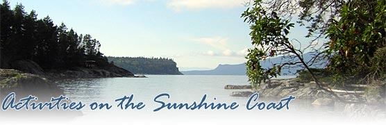 Bed and Breakfast Davis Bay Beach Sunshine Coast